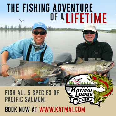 Katmai Lodge - The Fishing Adventure of a Lifetime
