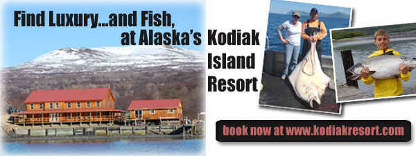 Kodiak Island Resort - Luxury Alaska Fishing Resort