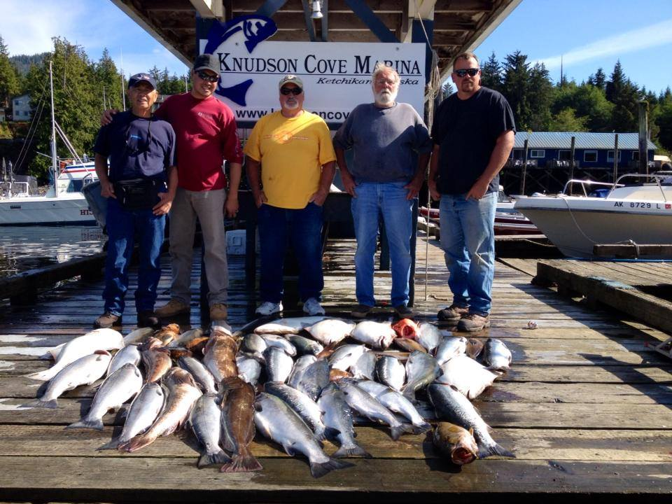 Alaskan fishing adventures ketchikan southeast alaska for Alaska fishing trips