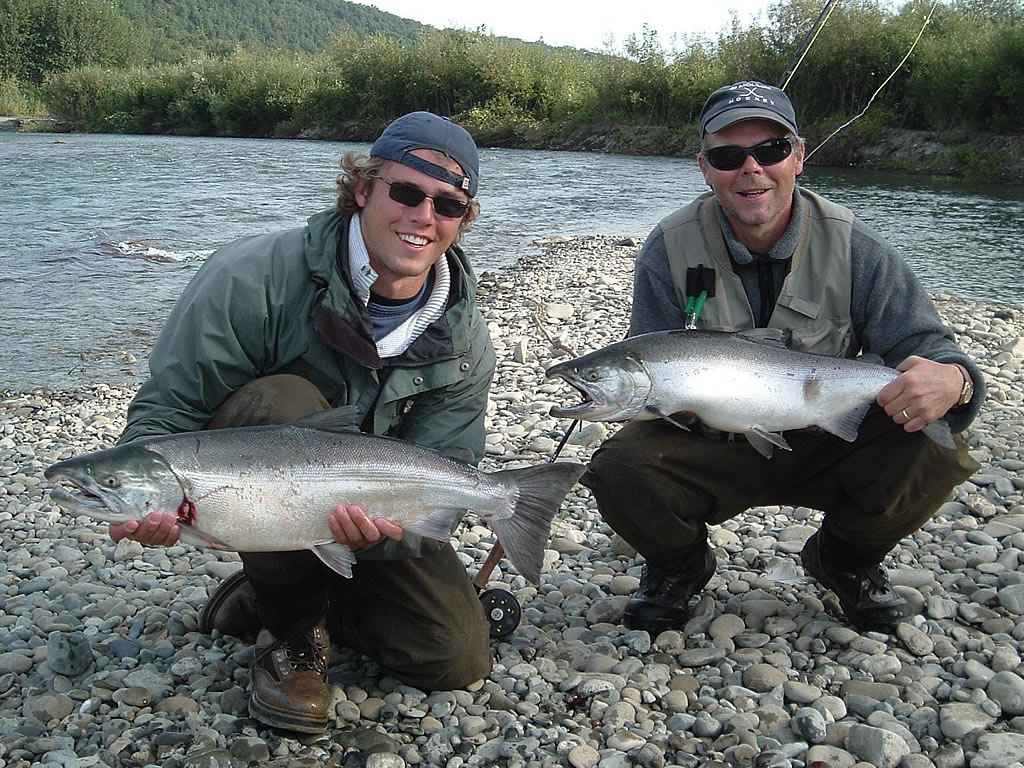 Alaska sportsman 39 s lodge southwest alaska my alaskan for Alaskan fishing trips