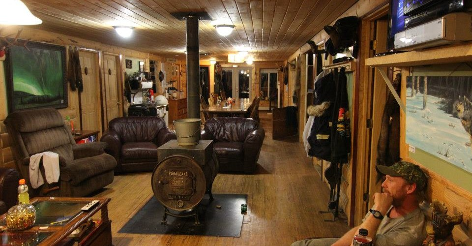 Alpine Creek Lodge Interior Amp Far North Alaska My