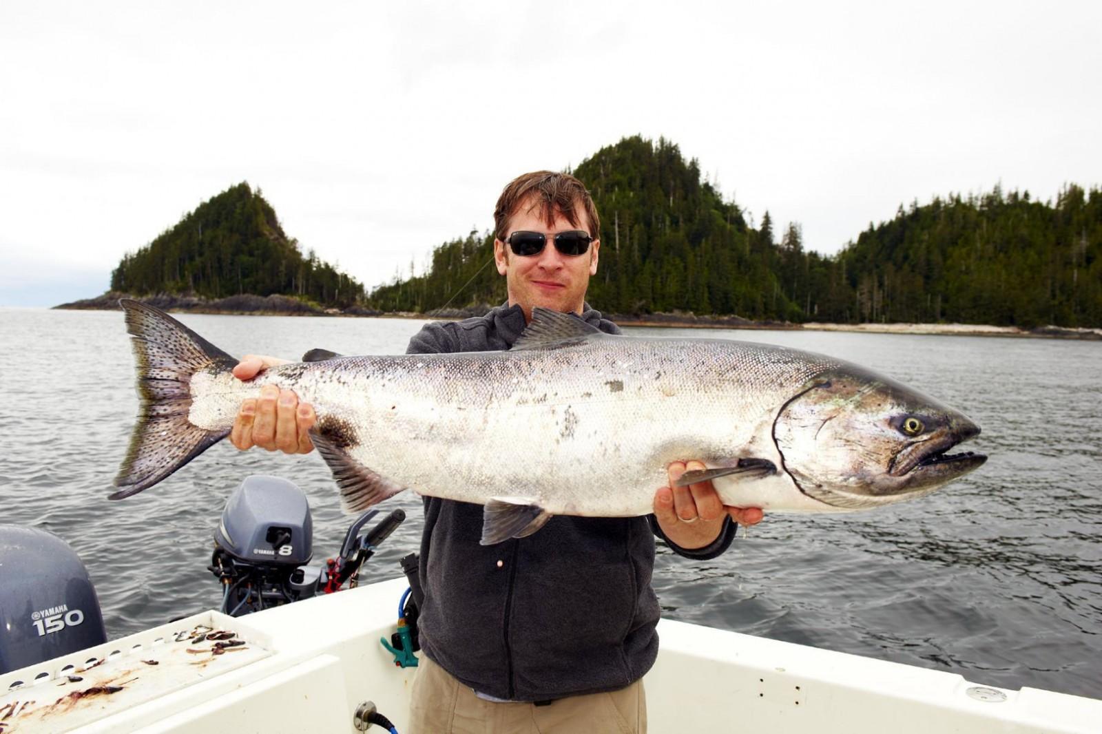 Cedars lodge southeast alaska my alaskan fishing trip for Alaska fishing trip