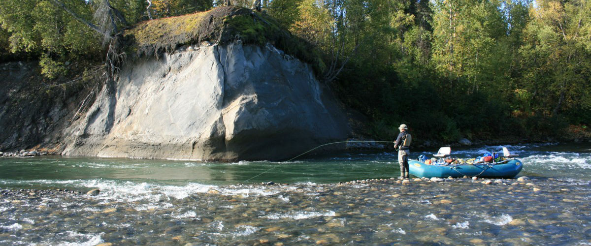 Dave Fish Alaska - Alaska River Guides