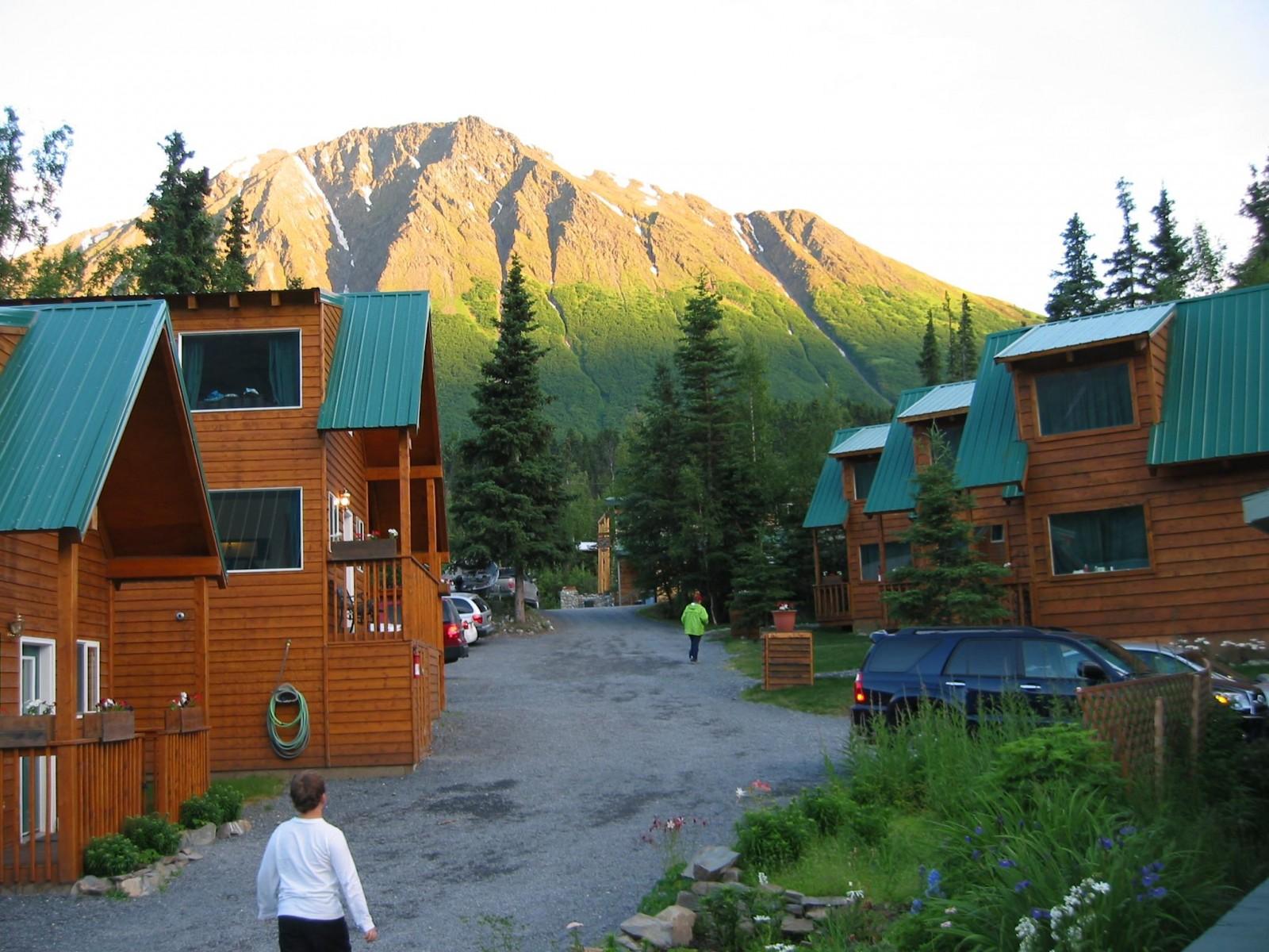 Kenai river drifters lodge south central alaska my for Alaska fishing lodge