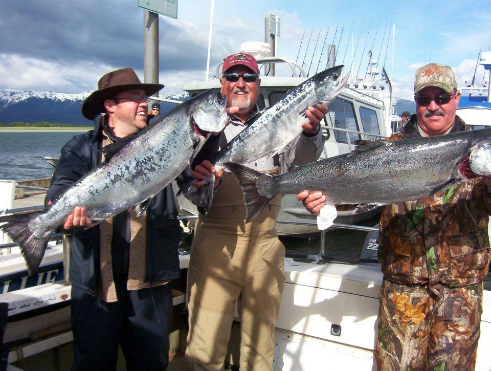 Great chinook lodge southeast alaska my alaskan for King salmon fishing