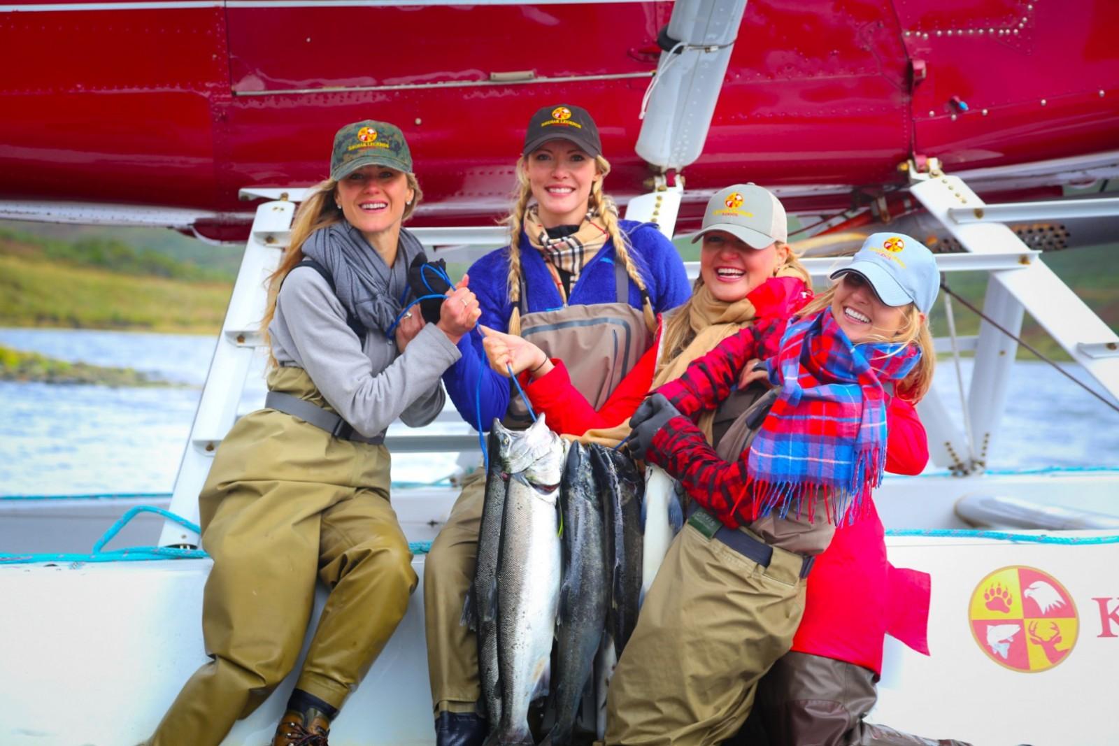 Kodiak legends lodge southwest alaska my alaskan for Alaska fishing camps