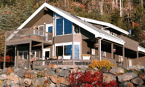 Sitka point lodge fishing charters southeast alaska for Sitka fishing lodges