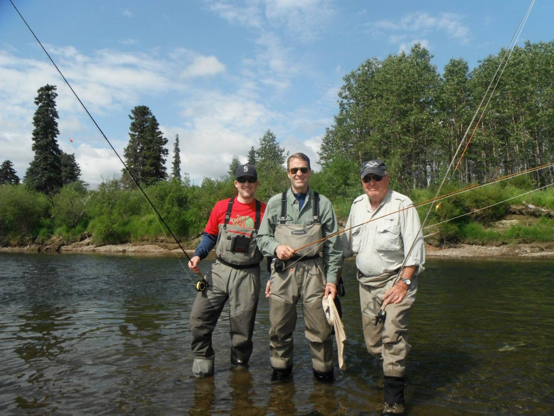 Mission lodge southwest alaska my alaskan fishing trip for Alaska fishing trip