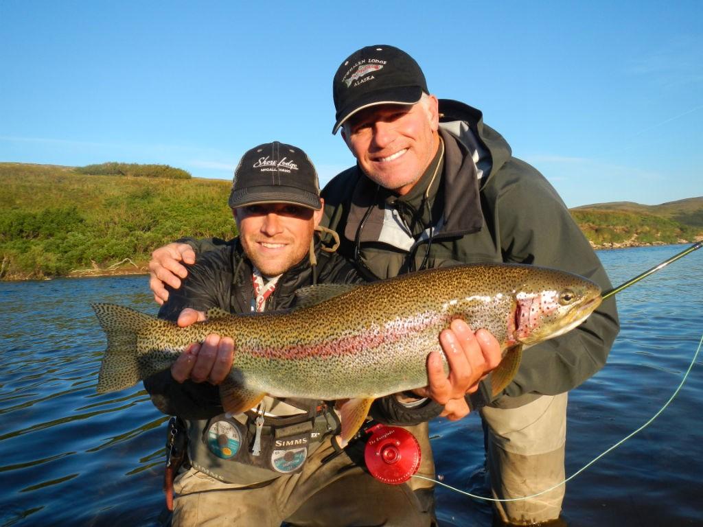 Newhalen lodge southwest alaska my alaskan fishing trip for Trout fishing season