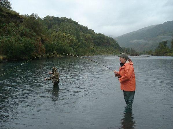 Quartz creek lodge southwest alaska my alaskan fishing for Alaska freshwater fish