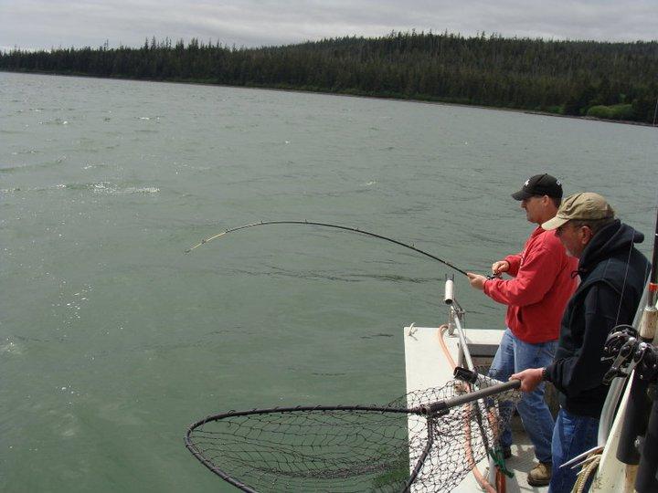 Rocky point resort southeast alaska my alaskan fishing for Rocky point fishing charters