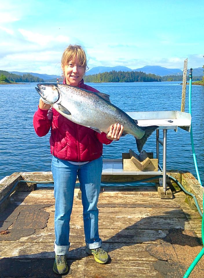 Southeast retreat southeast alaska my alaskan fishing trip for Alaska fishing trip
