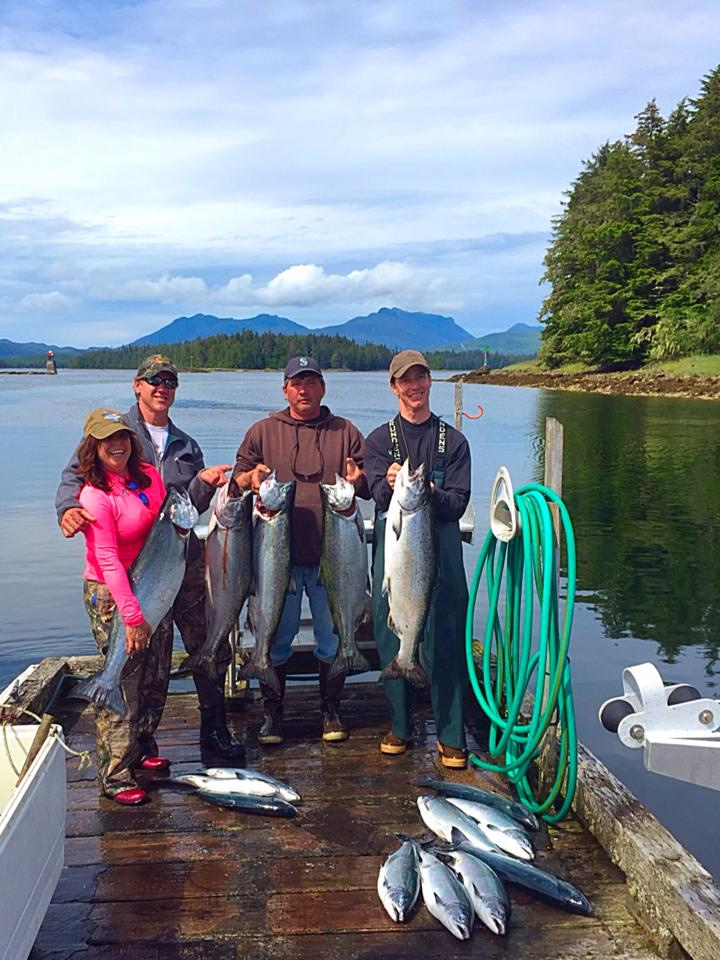 Southeast retreat southeast alaska my alaskan fishing trip for Alaskan fishing trips