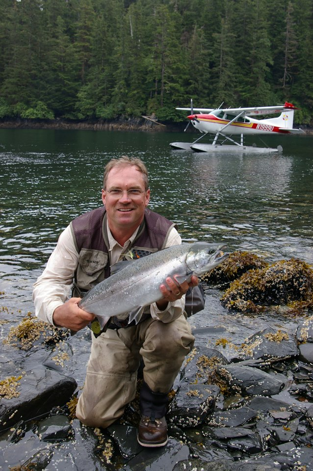 Talon lodge southeast alaska my alaskan fishing trip for Alaskan fishing trips