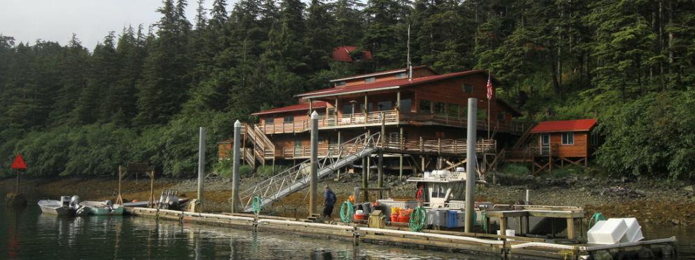 Tanaku lodge southeast alaska my alaskan fishing trip for Best fishing lodges in alaska