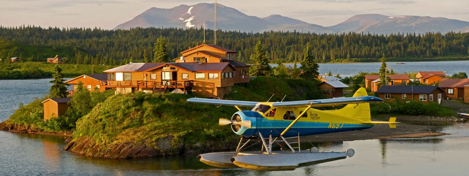 Top Luxury Alaska Fishing Lodges My Alaskan Fishing Trip - 5 best fly in fishing lodges in canada