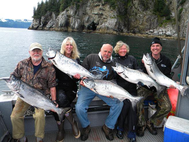 tim berg alaskan fishing adventure