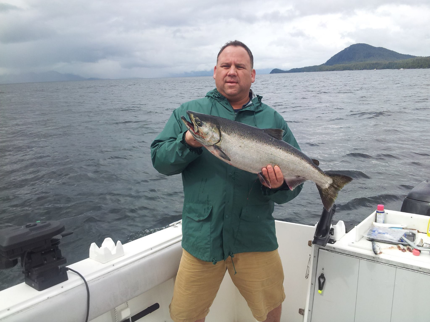 True alaskan charters southeast alaska my alaskan for Alaskan fishing trips