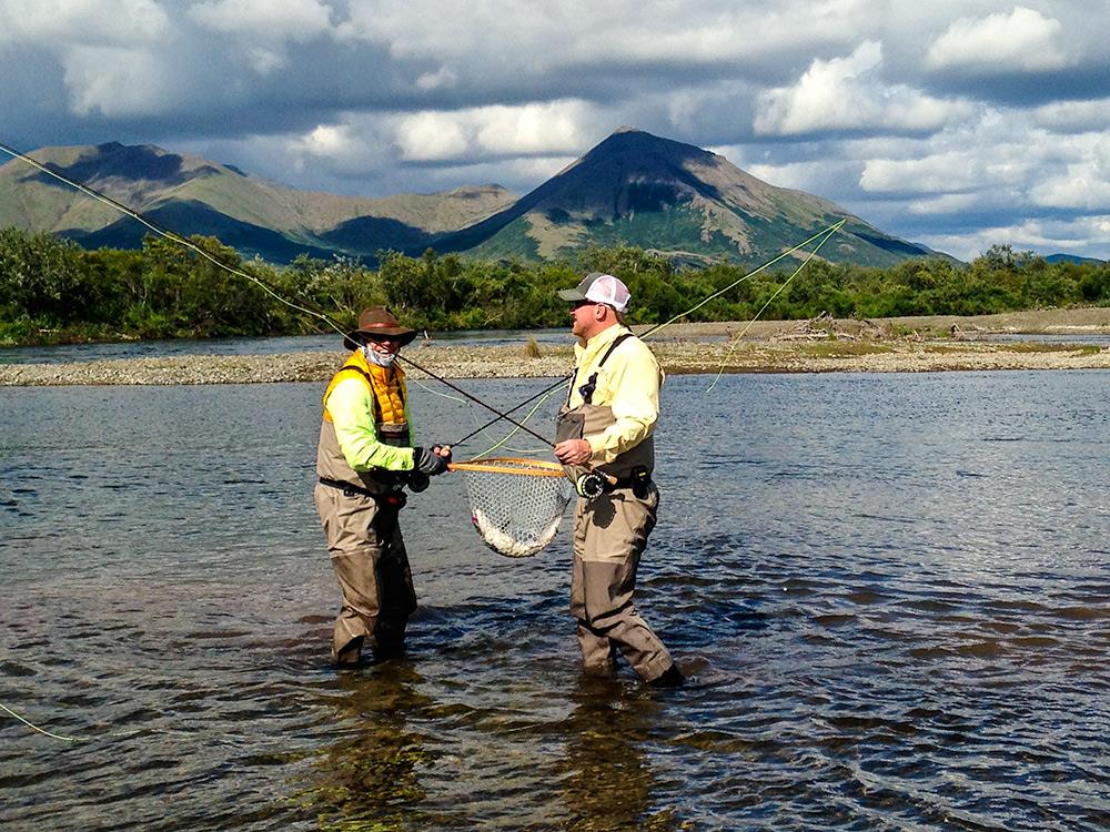 Wild river guides southwest alaska my alaskan fishing trip for Alaska fly fishing