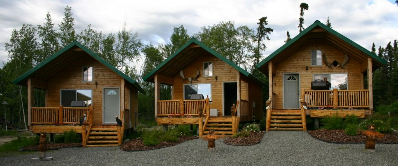 Alaska Fishing & Lodging