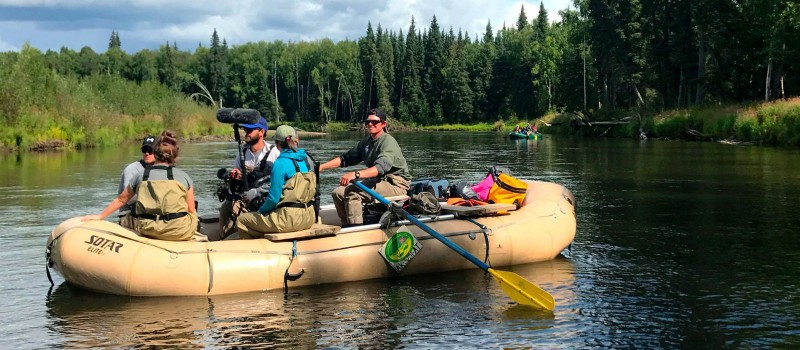 Alaska Fishing & Rafting Adventures
