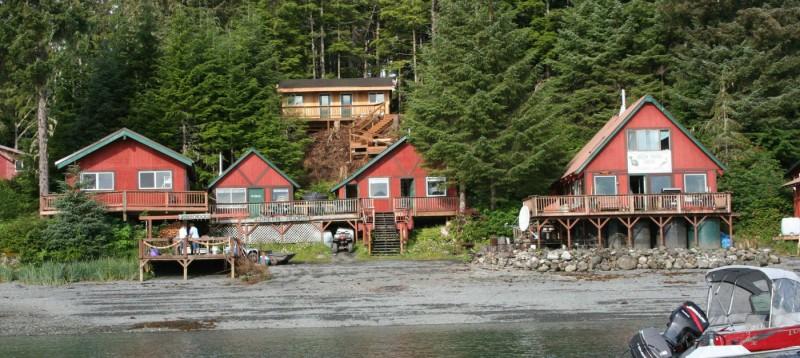 Fishing trips pink salmon my alaskan fishing trip for Alaska fishing lodge
