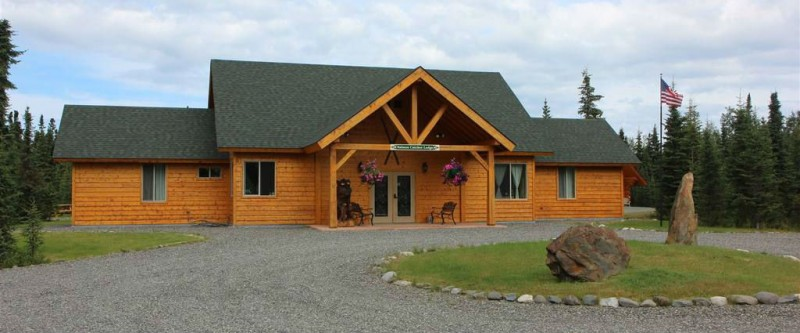 Salmon Catcher Fishing Lodge
