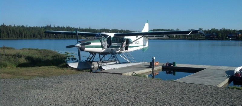 Talon Air Service Fly-In Fishing Trips