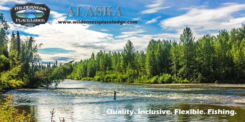 Wilderness Place Lodge ~ Inclusive, Quality Alaska fishing lodge trips