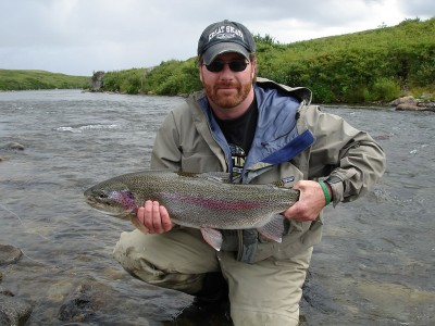 Beautiful Rainbow Trout