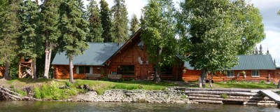 Alaska's Anvik River Lodge