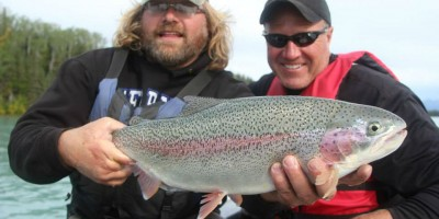 Kenai Lake Escape - Rainbow Trout