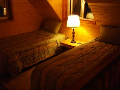 Comfortable Accommodations in the Remote Alaska Wilderness