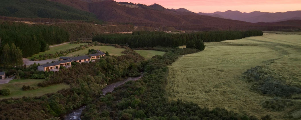 New Zealand - Poronui Lodge