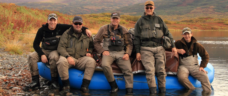 Karluk River Float Trip