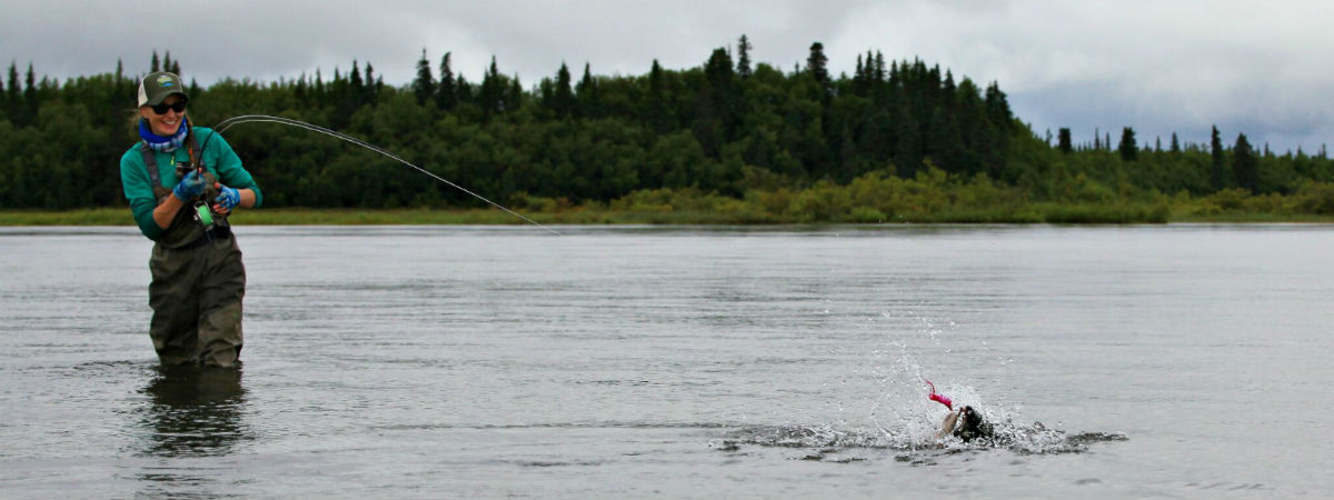Fly Fishing the Bristol Bay Watershed