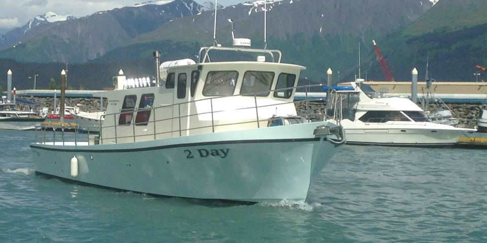 The '2 Day' Charter Boat