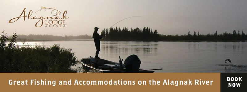 Alagnak Lodge - Extraordinary Fishing on the Alagnak River