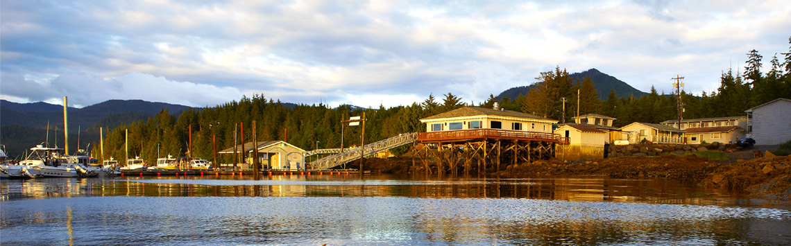 Clover Pass Resort - Ketchikan, Alaska Fishing Lodge