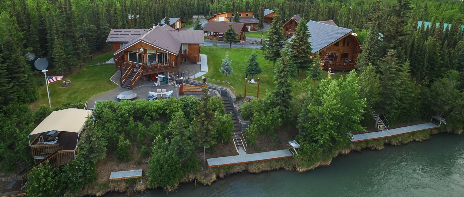 Alaska Eagle Head Resort