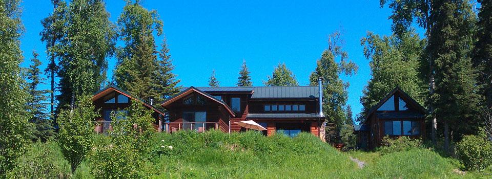 Alaska Legacy Fishing Lodge