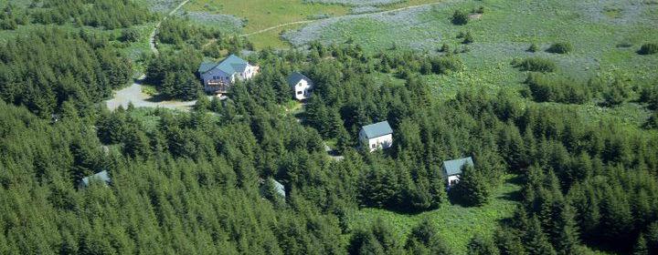 Alaska Wilderness Outfitting Company - Tsiu River lodge