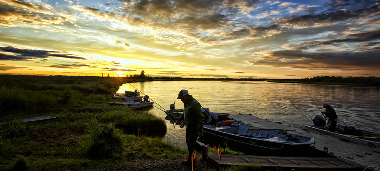 Angler's Alibi