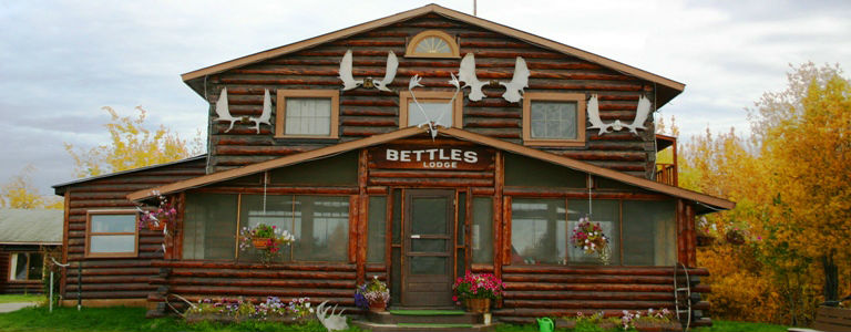Bettles Lodge Alaska