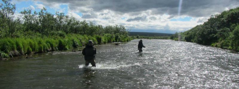 Blue Mountain Lodge Fishing