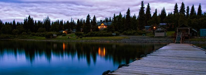 Bristol bay lodge southwest alaska my alaskan fishing trip for Alaska luxury fishing lodges