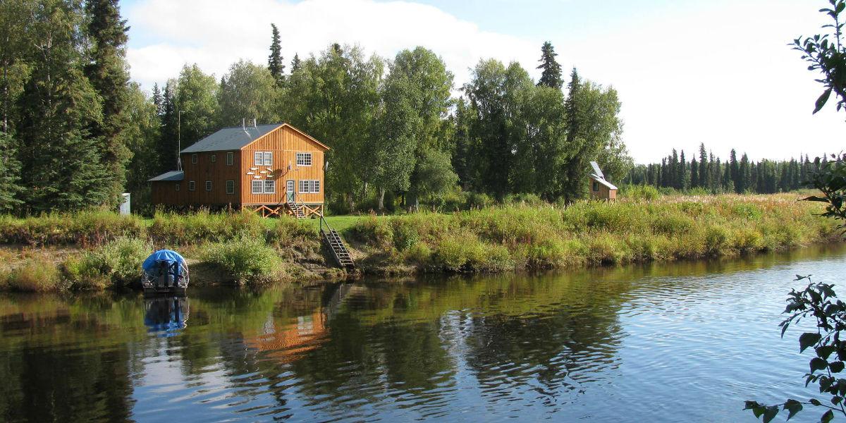 Deshka Wilderness Lodge