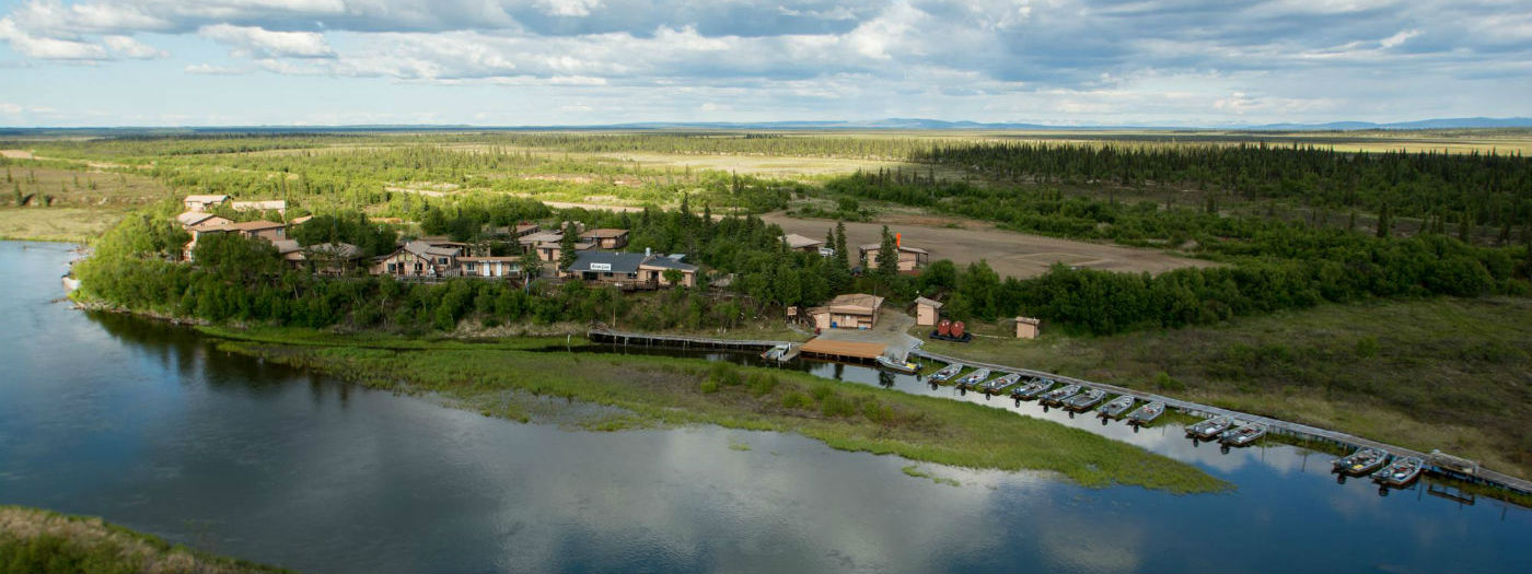 Katmai Lodge