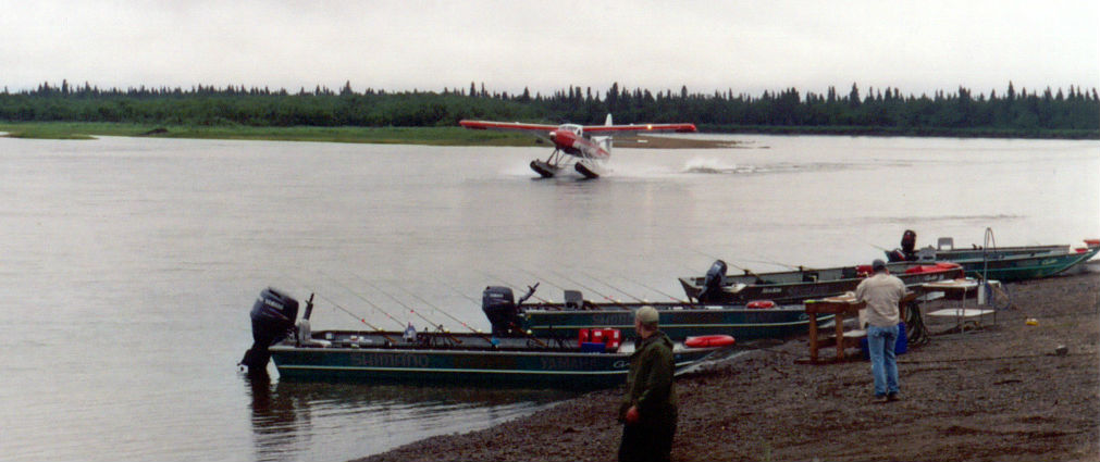 HRM Sports - Nushagak Salmon Camp