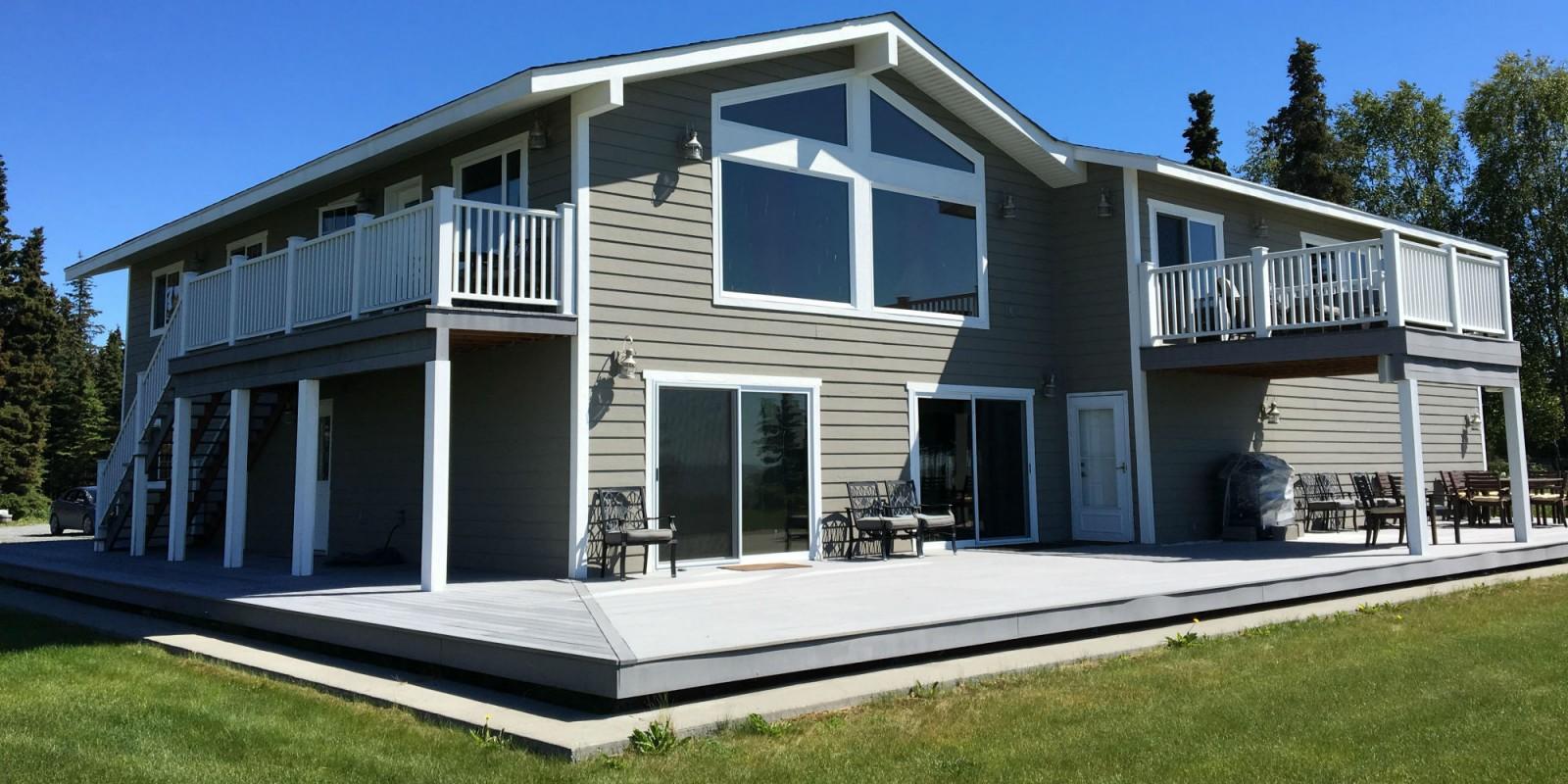 Jimmie Jacks Alaska SeaScape Lodge